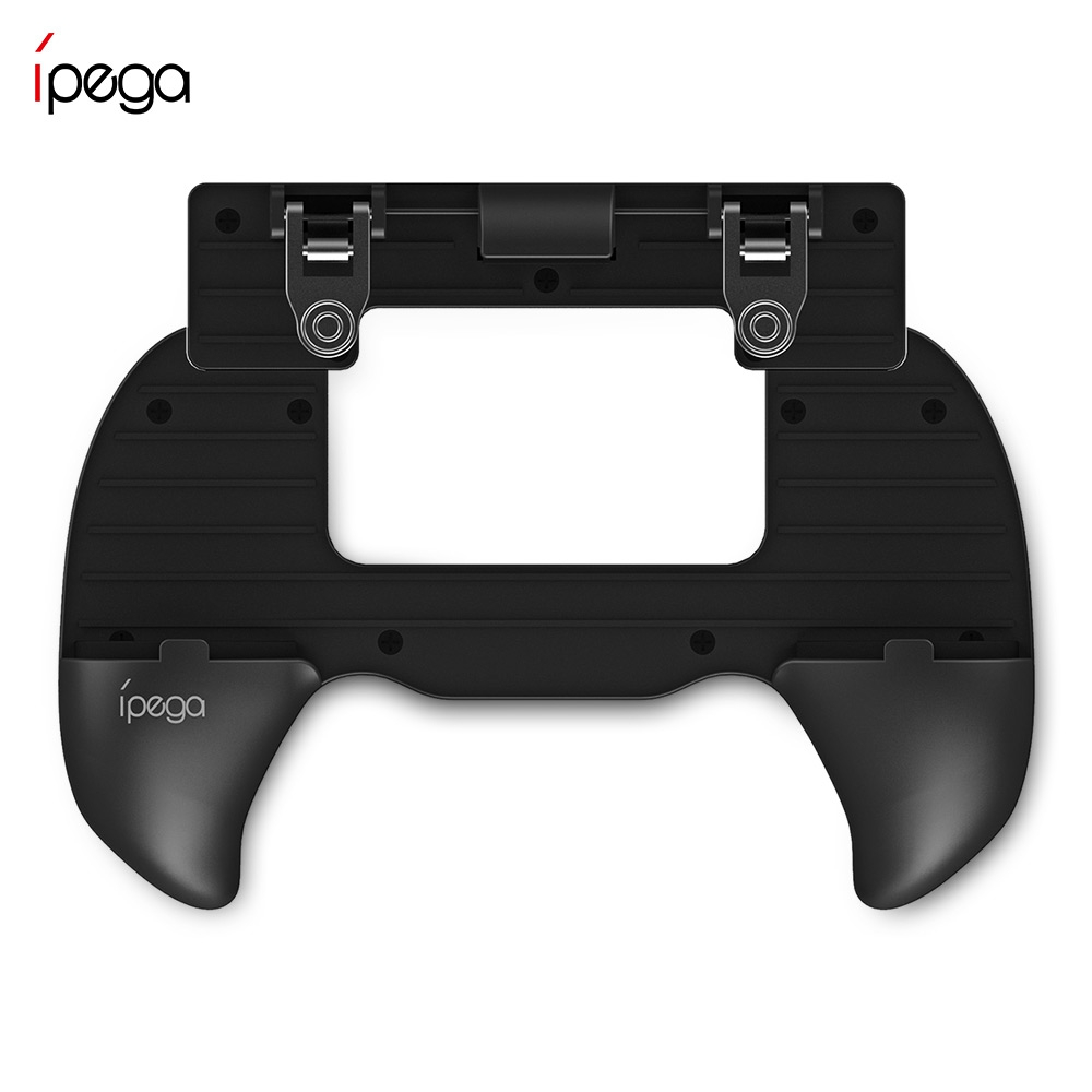 PG - 9117 Mobile Game Controller Grip with Trigger Joystick for iOS / Android