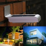 16 LED Motion Sensor Solar lamp PIR Garden power saving Lamp Garden Yard IP65 Waterproof Outdoor Wall street Light blub