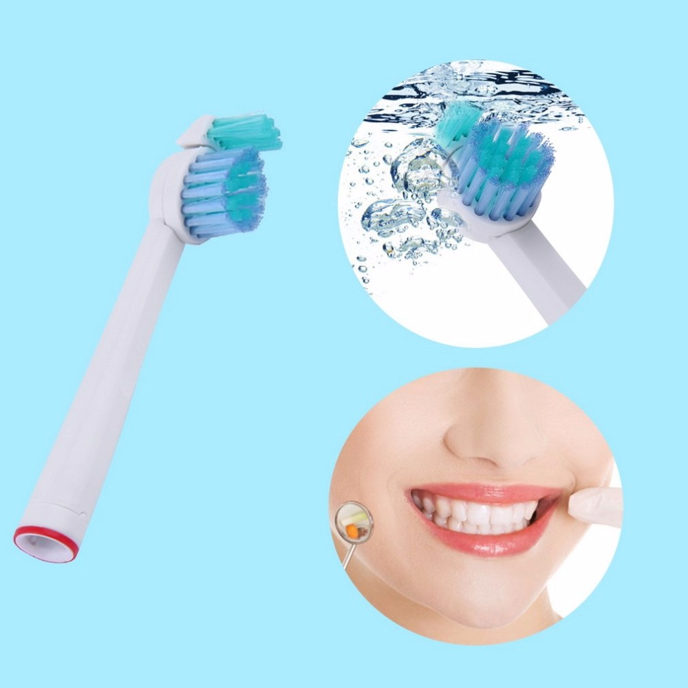 Brush heads 4Pcs Replace Tooth Brush Heads Soft For Philips Electric Toothbrush HX2012 Oral Hygiene Oral Care Removes Plaque