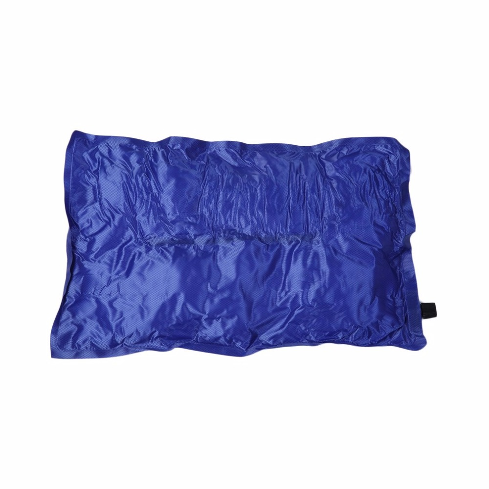 Automatic Inflatable Pillow Air Cushion for Hiking Backpacking Travel 47x30x8cm new arrival XWG