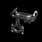 1pcs High Quality Aluminum Alloy Flexible Bike Bicycle Motorcycle Mount Holder Bracket Stand For 3.5-6.5