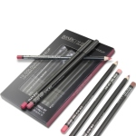 12pcs/set Hot Lip Liner Pencil Lip Makeup Professional Matte Lipliner Pen Waterproof Pencils Lips Make Up Set