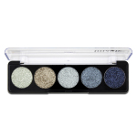 Glitter Eye Shadow Bright Rainbow EyeShadows Cosmetic Make up Pressed Glitters Diamond Rainbow Eyeshadows
