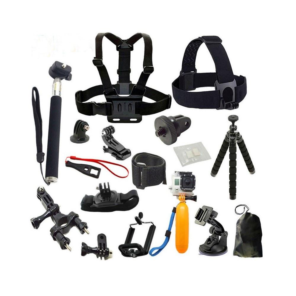 21pcs Camera Accessories Cam Tools