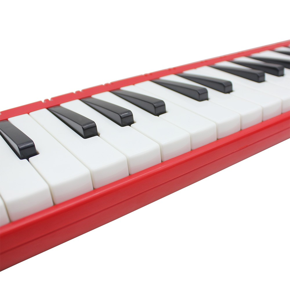 37 Piano Keys Melodica Pianica Musical Instrument with Carrying Bag for Students Beginners Kids