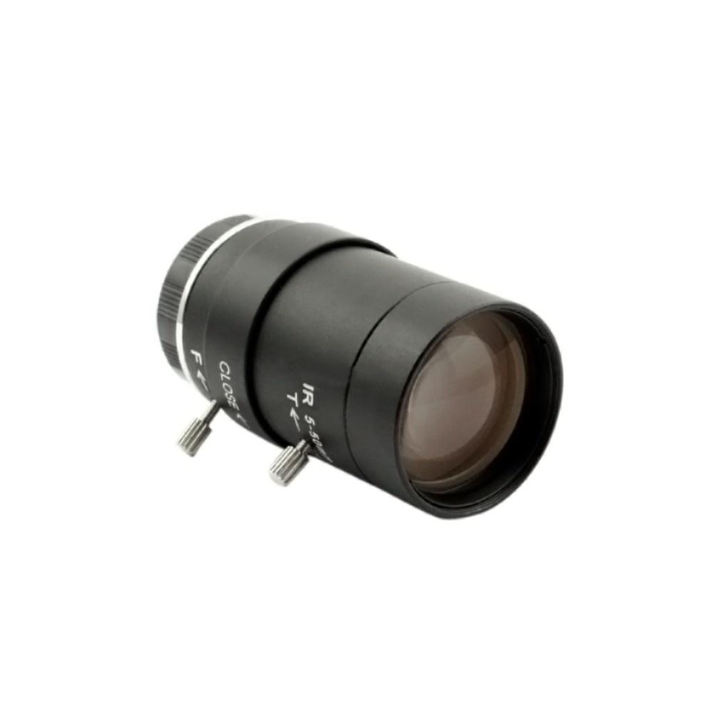 5-50mm Manual Varifocal Lens