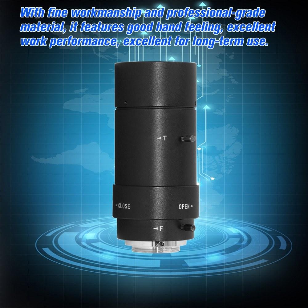 5-100mm CS F1.8 Lens 1/3