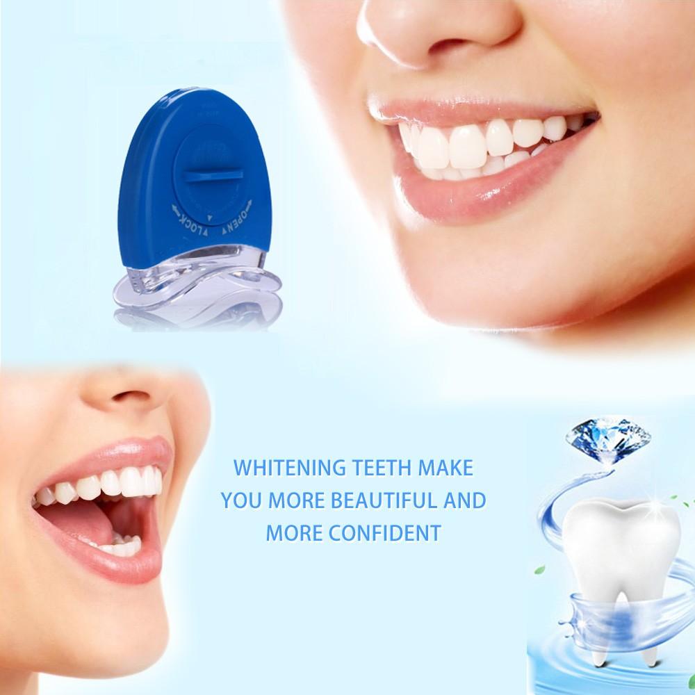 Whitelight Teeth Whitening System Light Laser Tooth Cleaner LED Dental Care