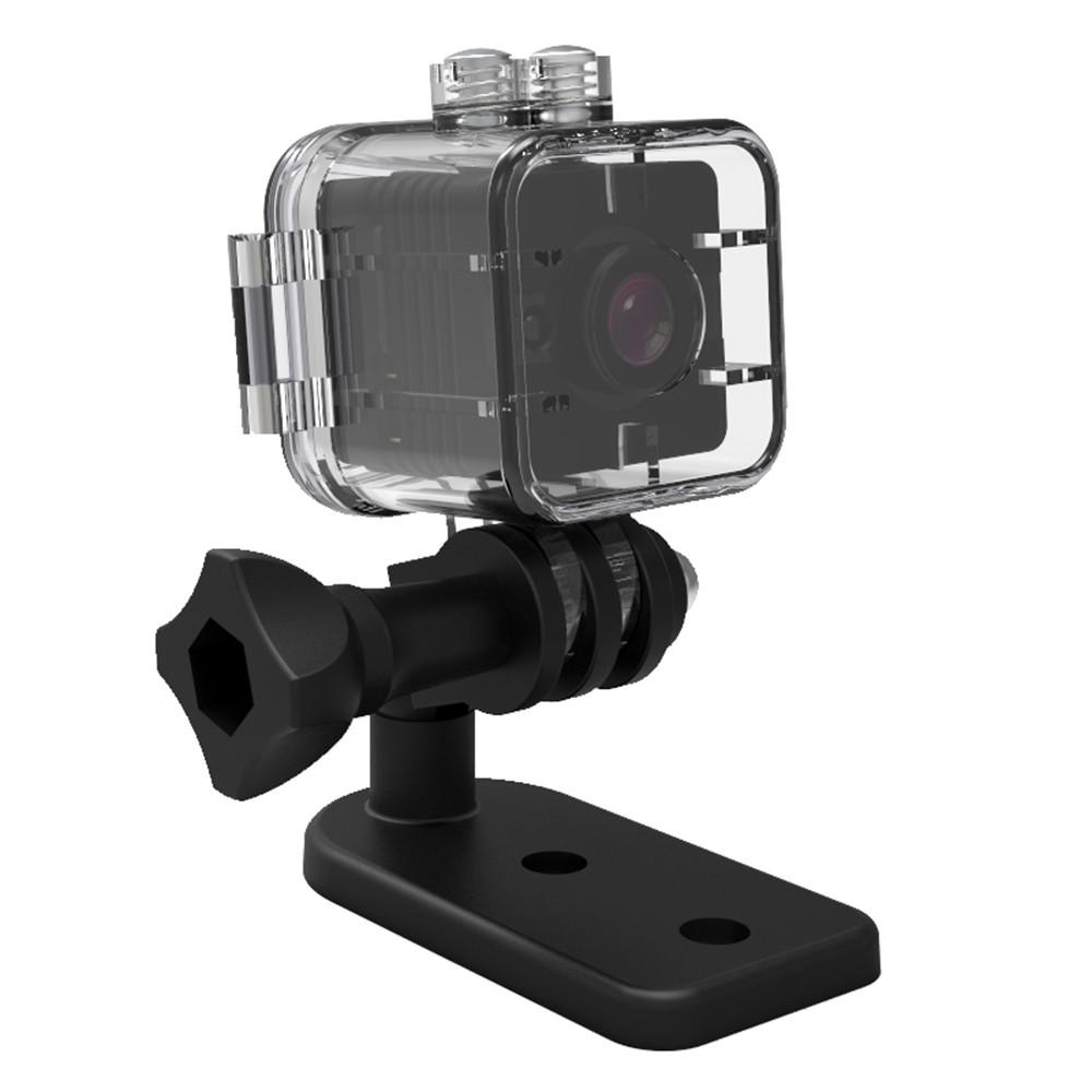 SQ12 Waterproof Mini Camera HD 1080P Cameras