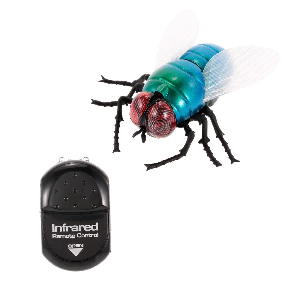 Infrared Remote Control Simulation Housefly RC Animal
