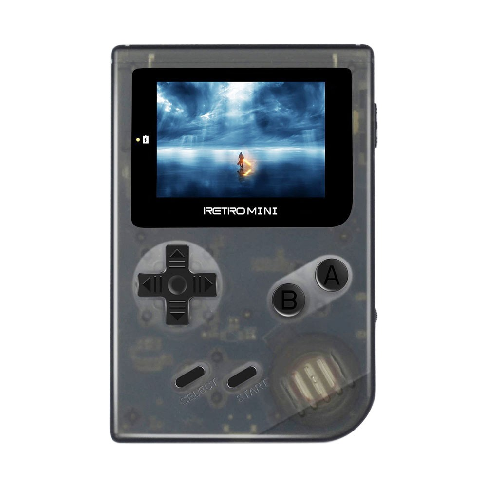 Retromini Game Console 32 Bit Portable Mini Handheld Game Players Built-in 36 Games For GBA Classic Games