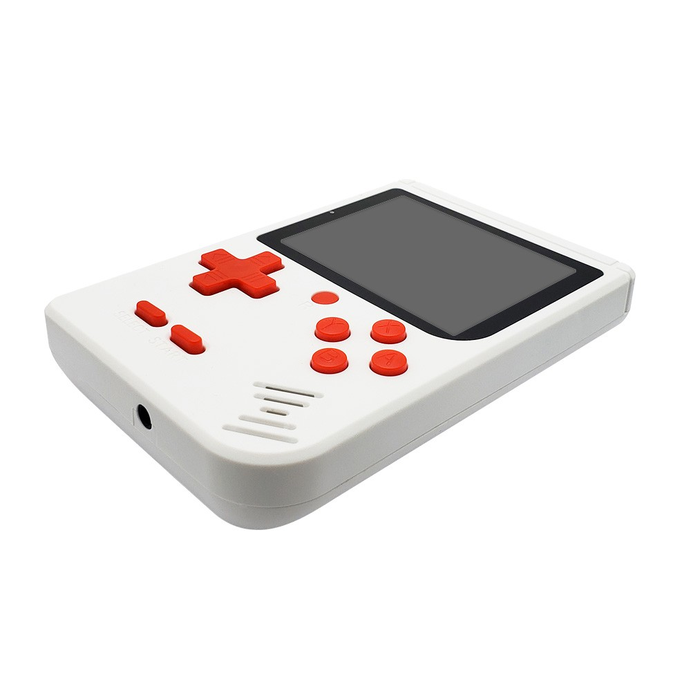 FC280 Nostalgic Handheld Game Console Built-in 400 Video Games 3.0 Inch FC TV Output Children Birthday Gift