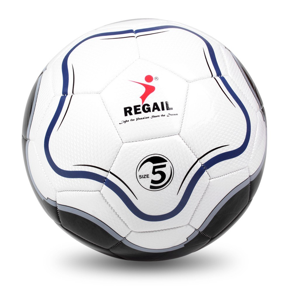 Official Size 5 Standard Soccer Ball PU Soccer Ball Training Balls Football for Beginners Students