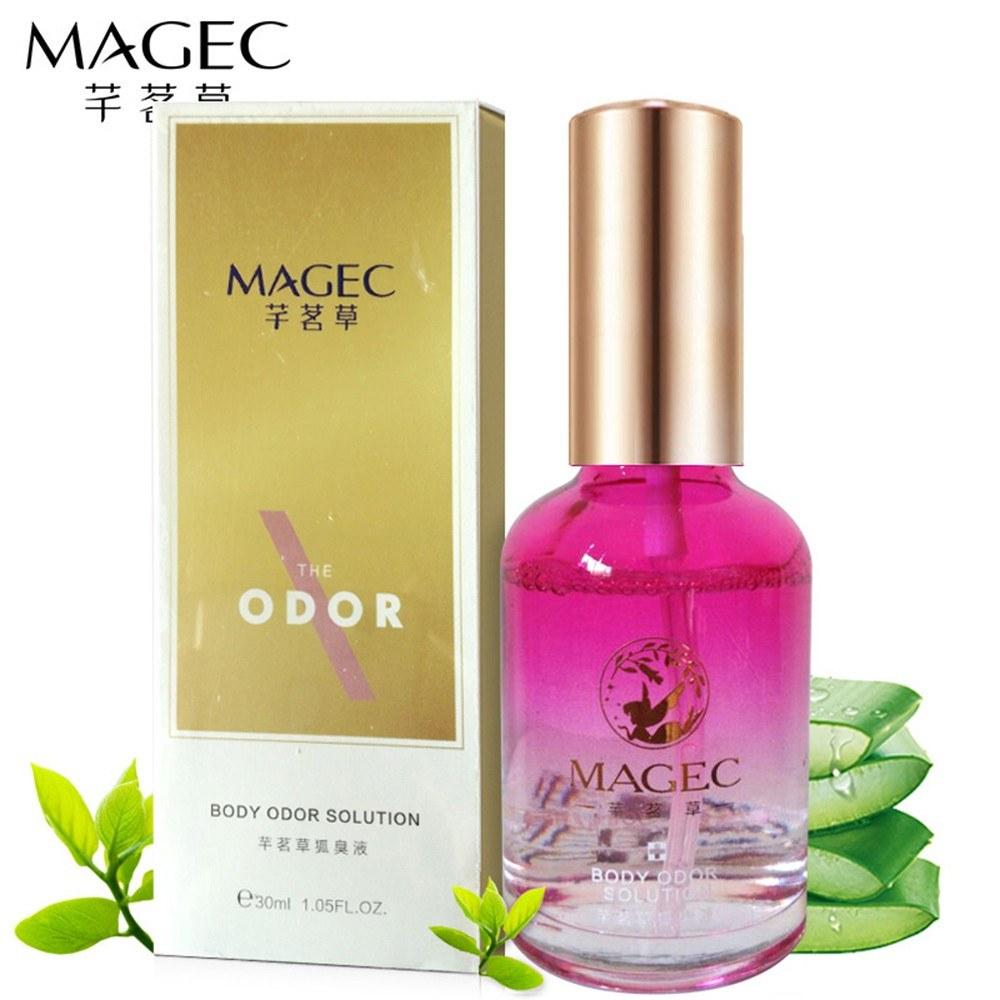 30ml Body Odor Clean Water Herbal Deodorant Spray Antiperspirant Spray Eliminate Sweat & Odor Body Cleansing