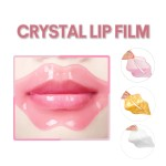 Women Crystal Collagen Lip Mask Moisture Essence Anti-ageing Wrinkle Patch Film Gel Lip Care