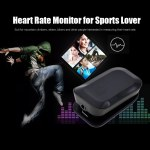 KYTO Mobile Heart Rate Monitor Fitness Penetrable Ear Clip Heart Rate Sensor Real Time Heart Rate Variability Monitor