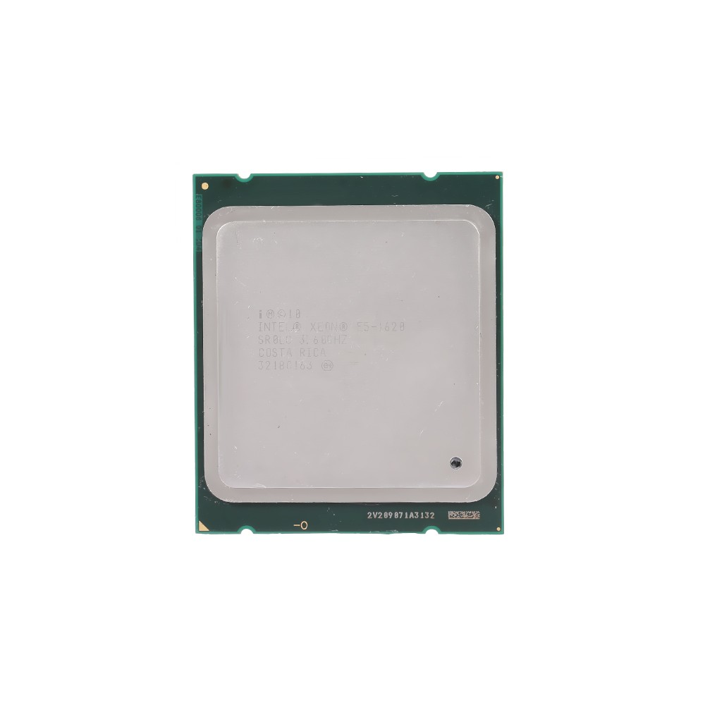 Intel Xeon Processor E5-1620 10M High Speed 3.60GHz 0.0 GT/S Intel® QPI (Used/Second-Hand)