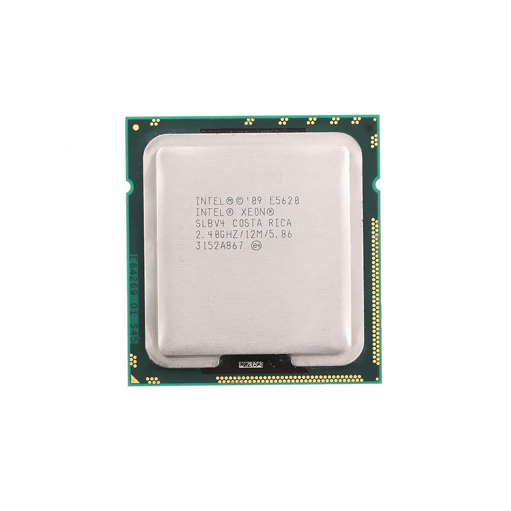 Intel® Xeon® Processor E5620 12M Cache 2.40 GHz 5.86 GT/s Intel® QPI(Used/Second Handed)