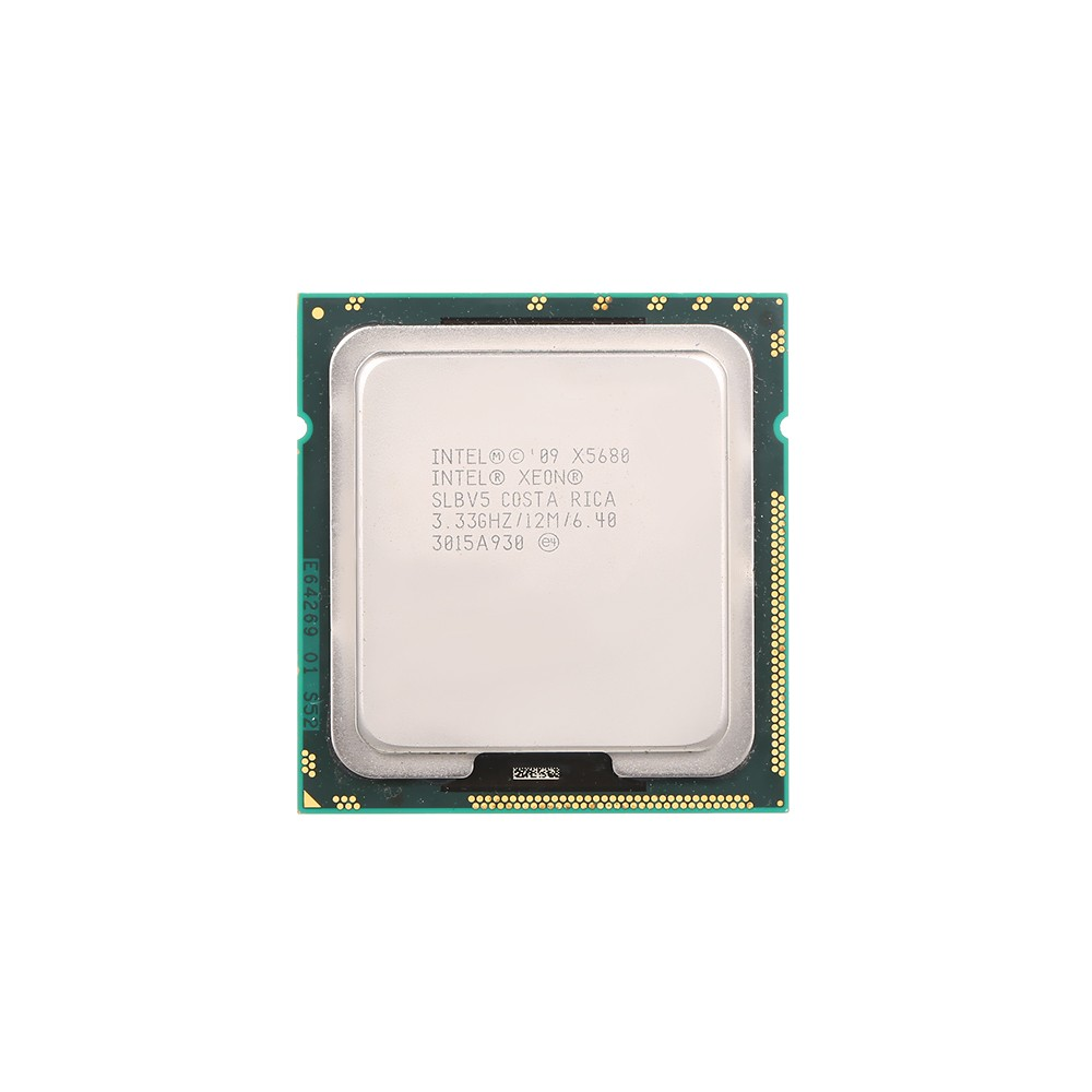 Intel® Xeon® Processor X5680 12M Cache 3.33 GHz 6.40 GT/s Intel® QPI(Used/Second Handed)