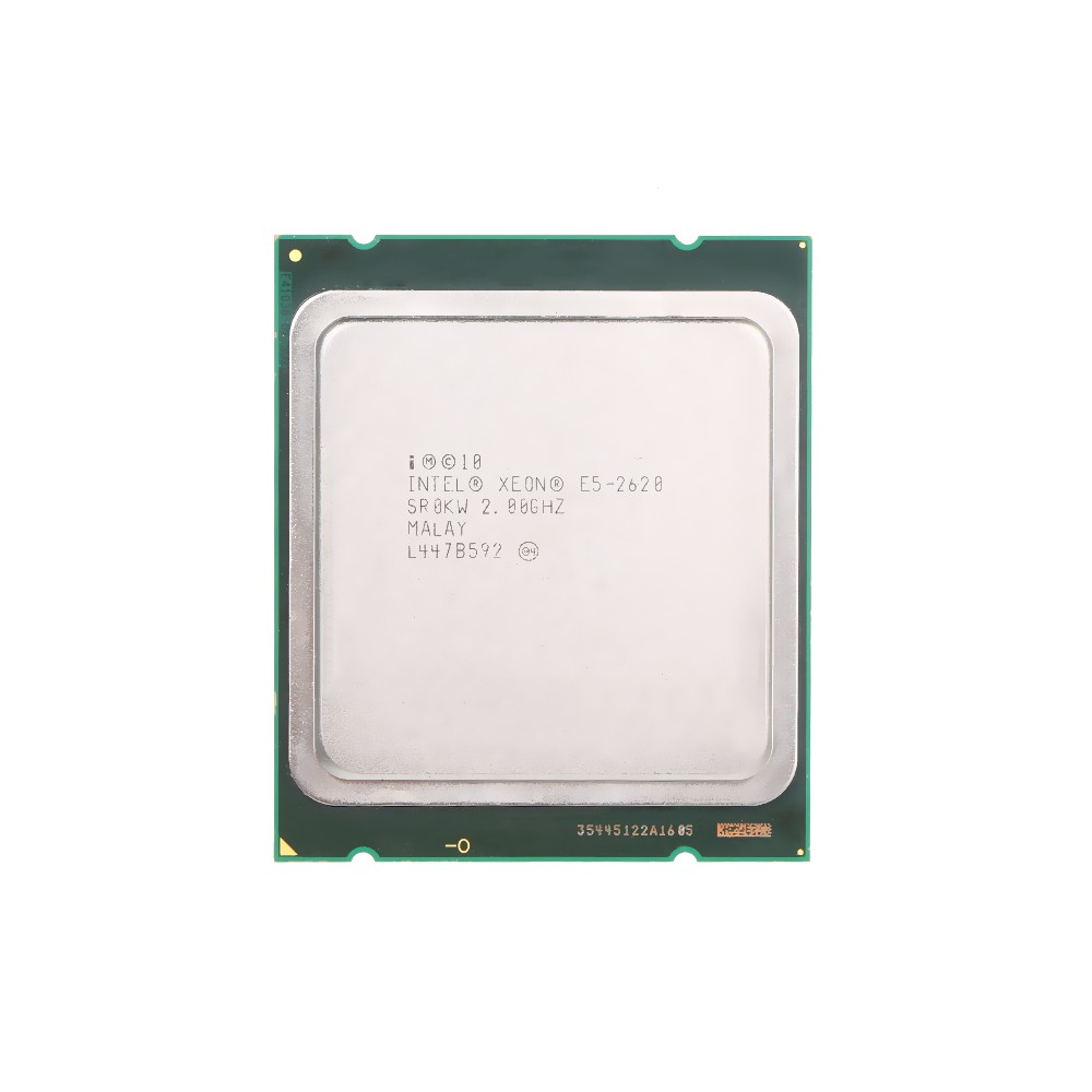 Intel® Xeon® Processor E5-2620 15M Cache 2.00 GHz 7.20 GT/s Intel® QPI(Used/Second Handed)