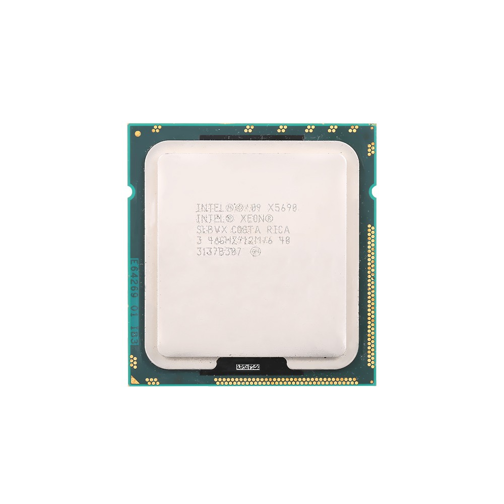 Intel® Xeon® Processor X5690 12M Cache 3.46 GHz 6.40 GT/s Intel® QPI(Used/Second Handed)