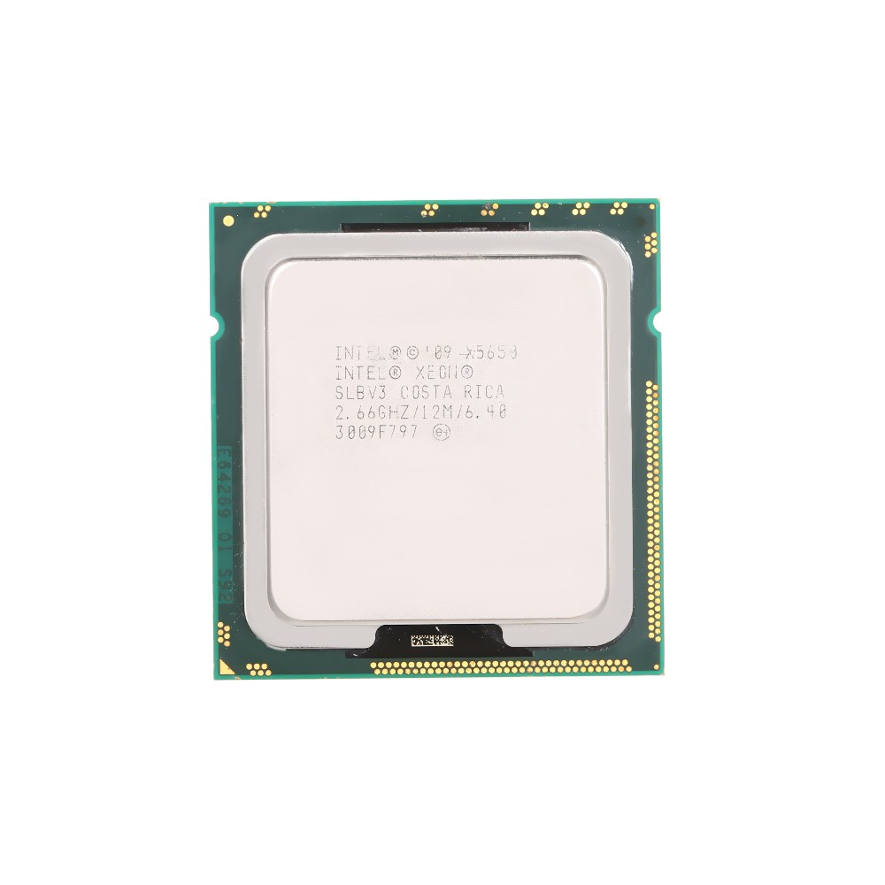 Intel® Xeon® Processor X5650 12M Cache 2.66 GHz 6.40 GT/s Intel® QPI(Used/Second Handed)