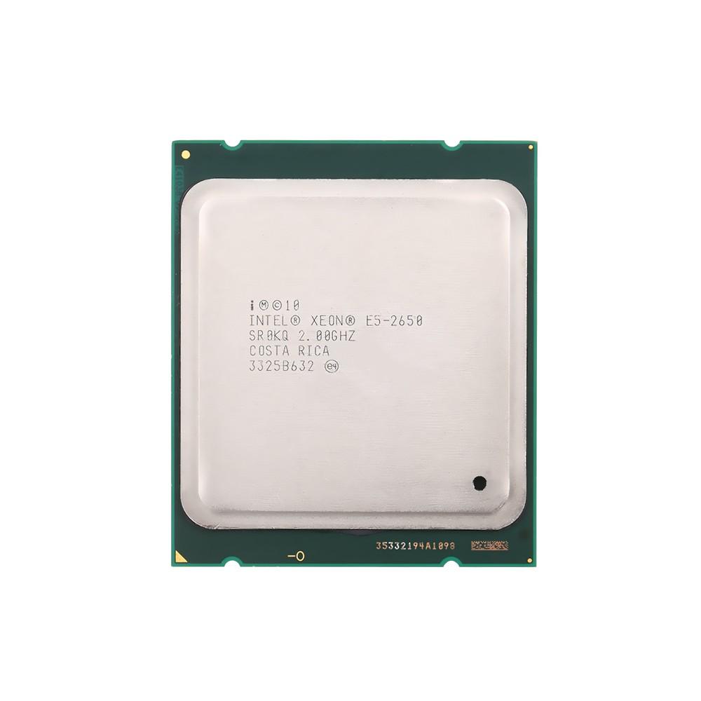 Intel® Xeon® Processor E5-2650 20M Cache 2.00 GHz 8.00 GT/s Intel® QPI(Used/Second Handed)