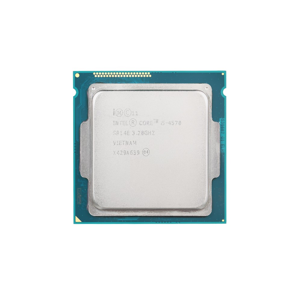 Intel Core i5-4570 Processor 3.2GHz 6MB LGA 1150  (Used/Second Handed)