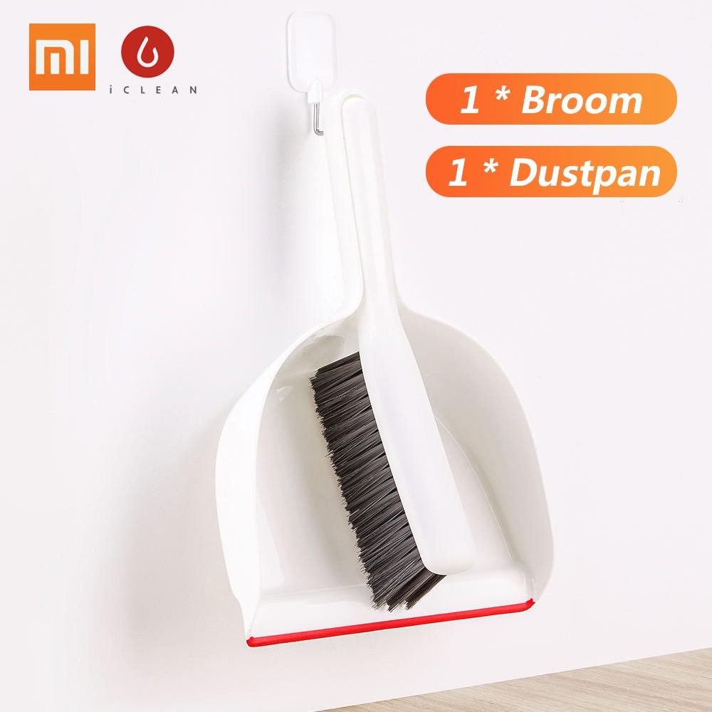 Xiaomi Yijie Mini Broom Mop Dustpan Desktop Sweeper Car Housework Household Cleaning Kits Small Home Cleaning Brush Tools