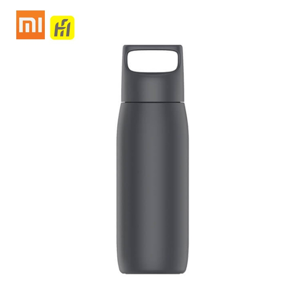 Xiaomi FunHome Smart Vacuum Insulation Bottle Travel Mug Vacuum Flasks Thermoses Temperature Cup Thermos 450ML