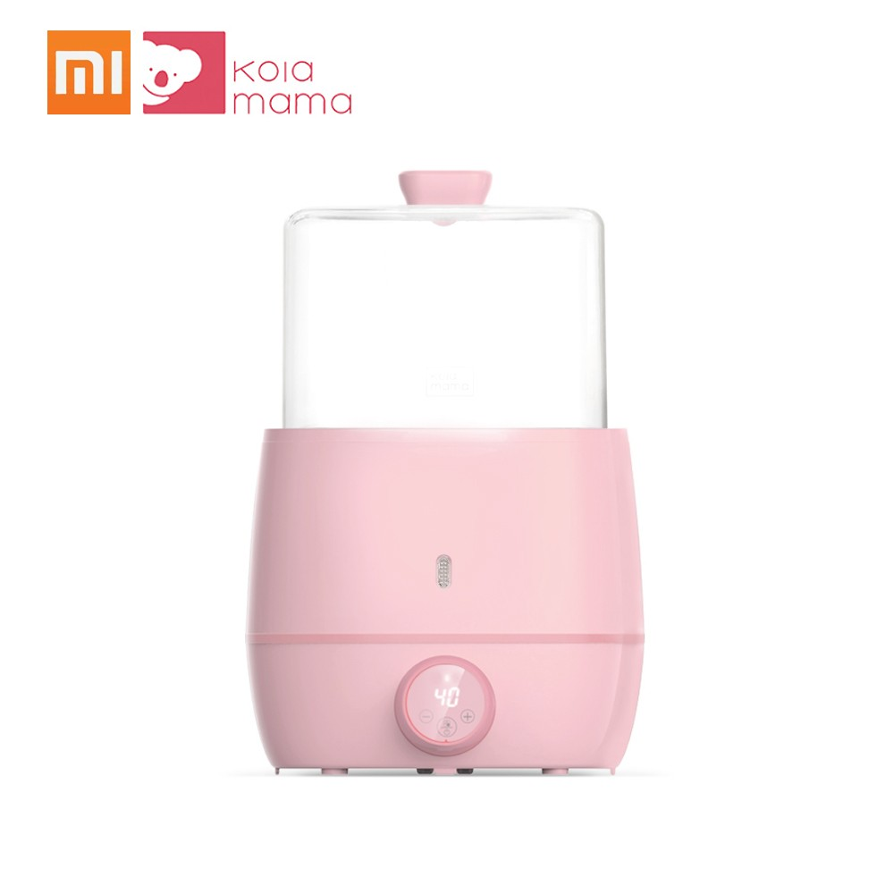 Xiaomi Kola Mama Bottle Milk Heater Warmer Multifunction Baby Milk Heating Electric Smart Milk Bottle Sterilizer Thermostat Disinfection