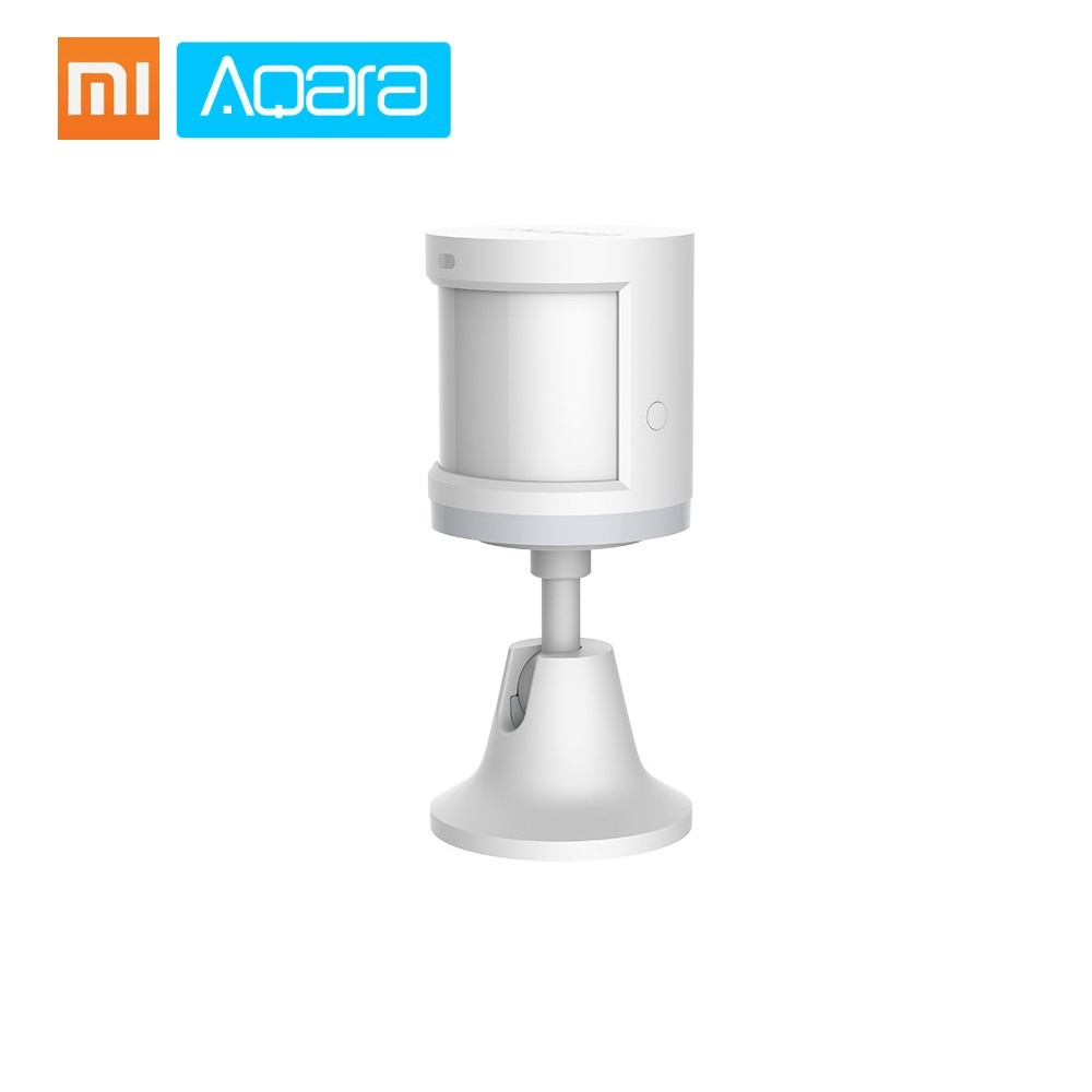 Xiaomi Aqara Mijia Smart Human Body Sensor Pets Sensor Home Remote Control Home Device ZigBee Wireless Connection APP Control