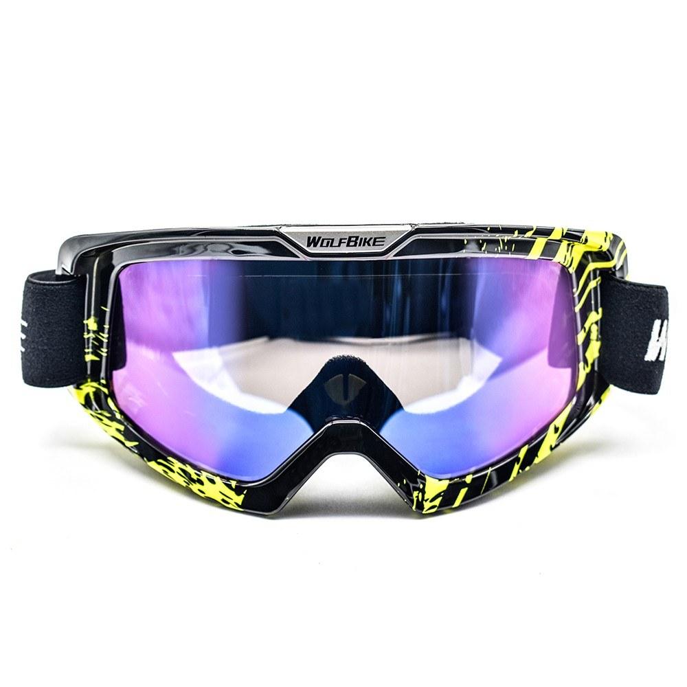 Ski Snowboard Goggles Mountain Skiing Eyewear Snowmobile Winter Sport Goggles Snow Glasses
