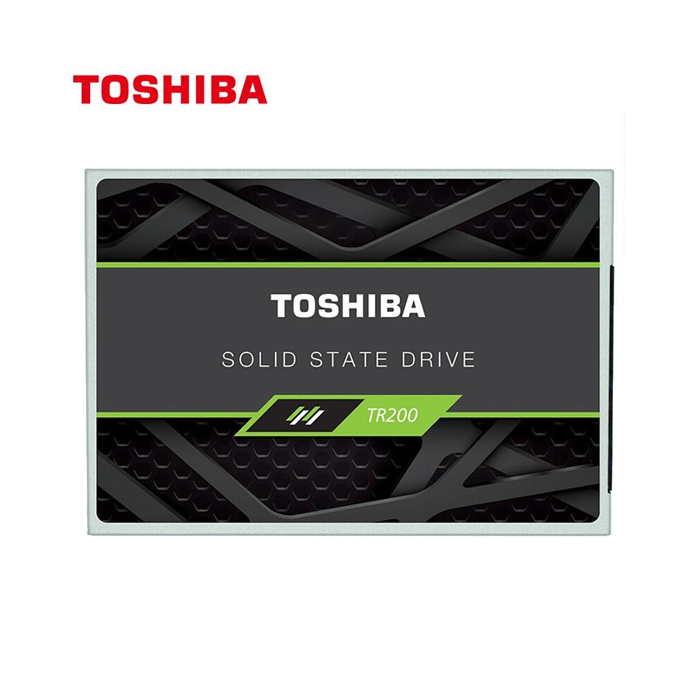 Toshiba TR200 Series SSD 2.5inch SATA Port Solid State Drive Disk 64-layer 3D BiCS FLASH 555MB/s Read Speed 540MB/s Write Speed 240GB