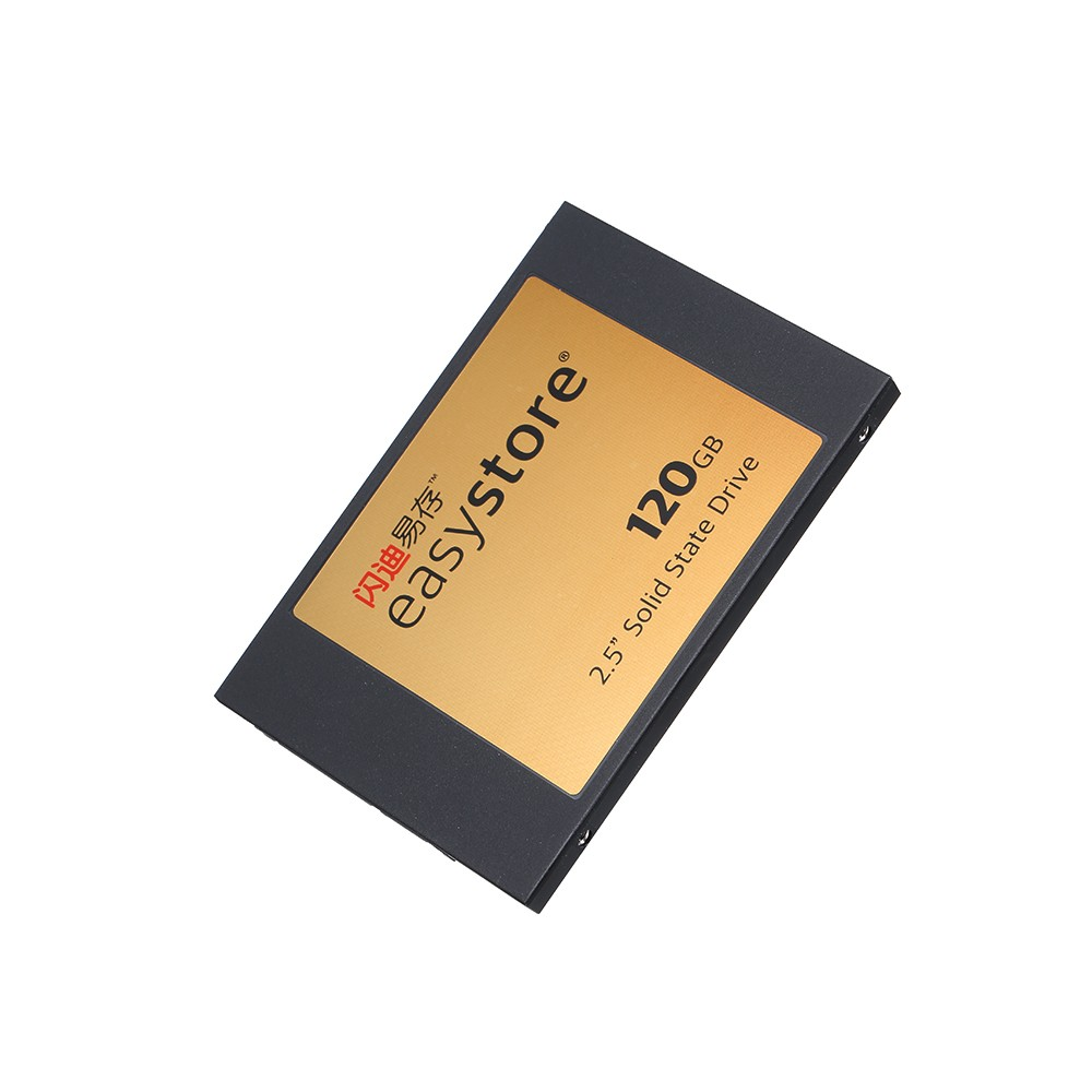 Sandisk easystore SSD Internal Solid State Disk Hard Drive SATA Revision 3.0 2.5 Inch 120GB for Laptop Desktop PC
