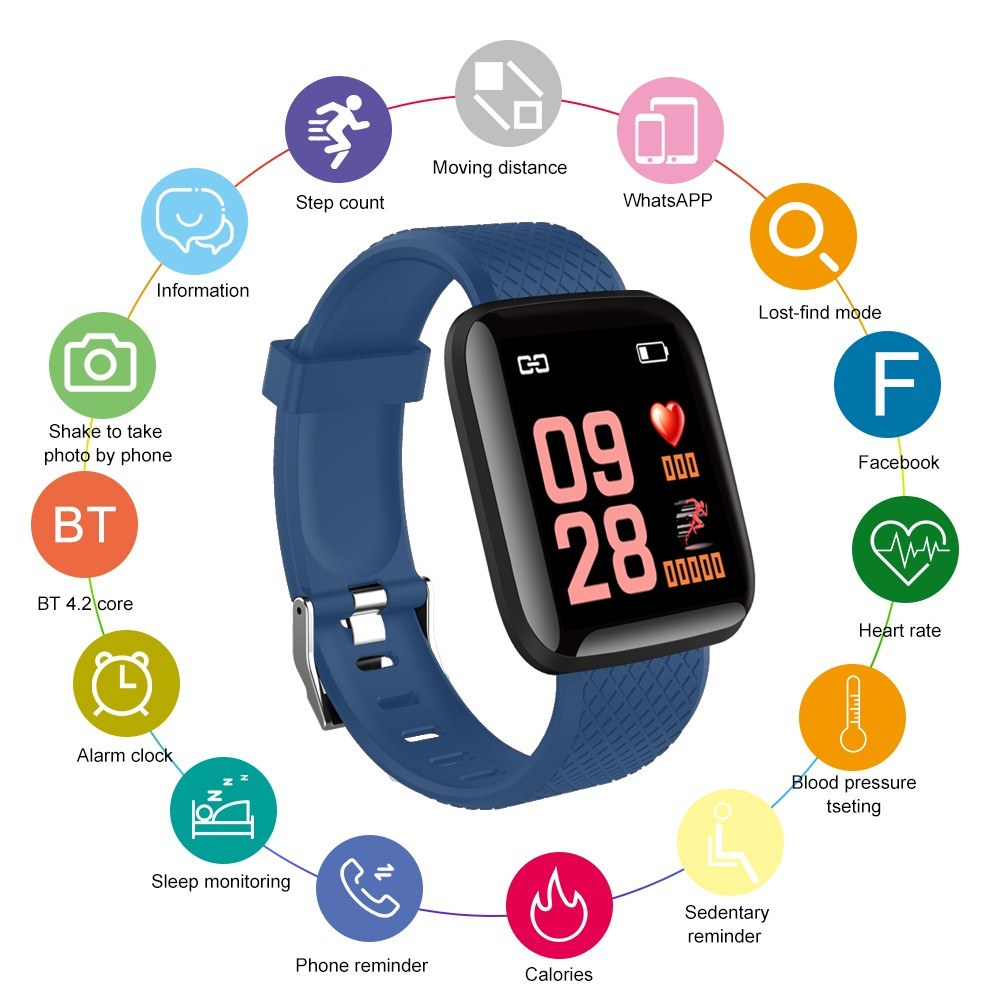 Smartwatch Intelligent Digital Sport Smart Sport BT Watch