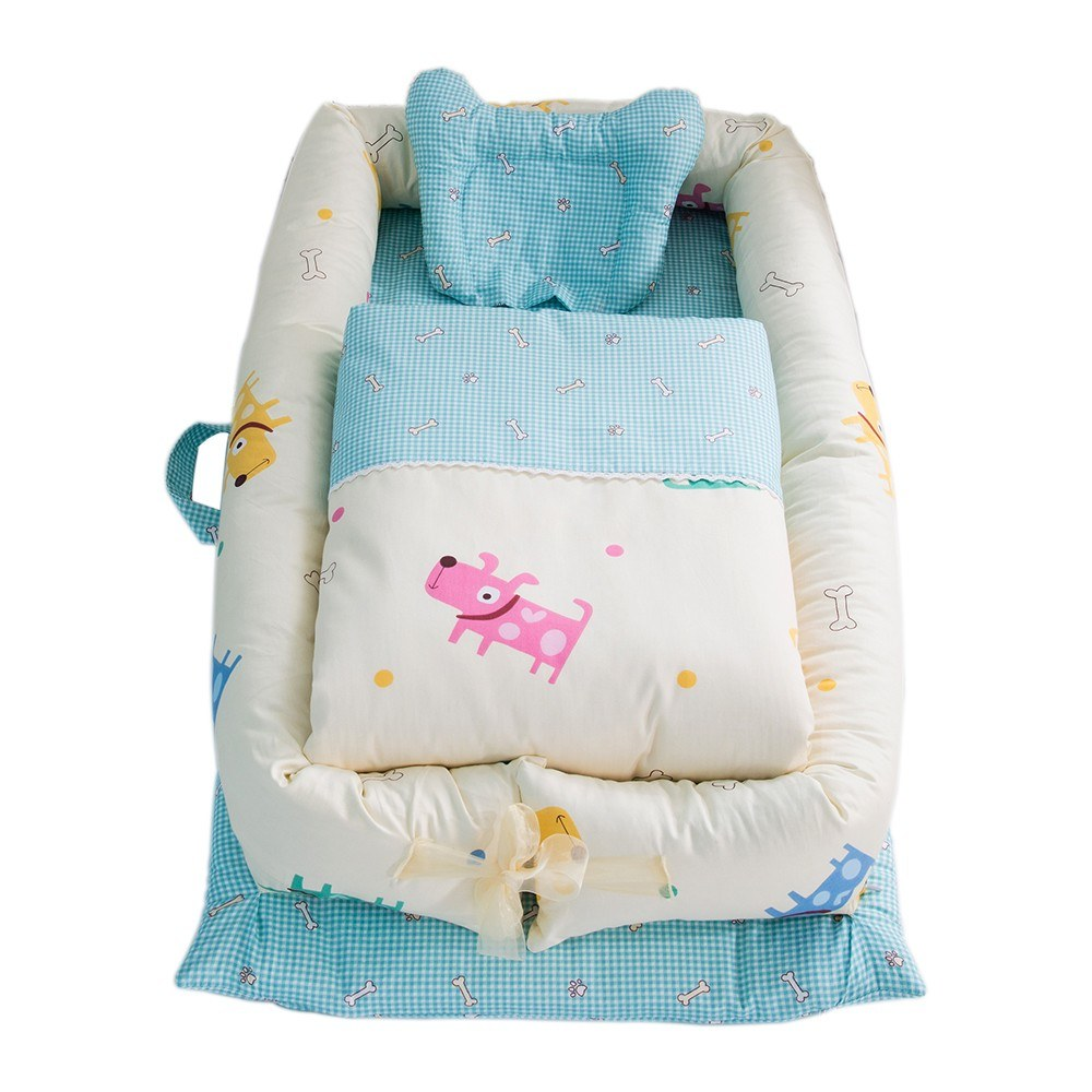 Baby Bassinet for Bed