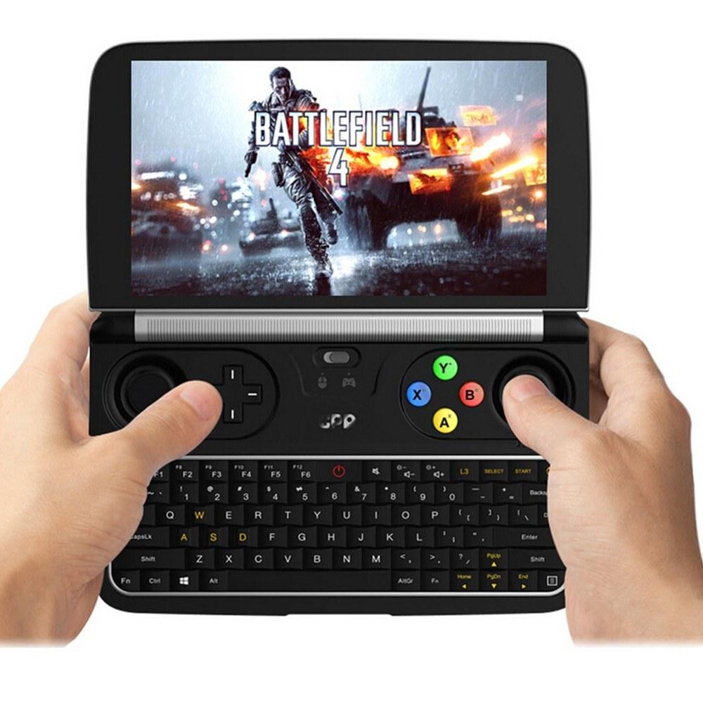 Original GPD Win2 Game Console Handheld Mini Laptop Notebook  8GB/256GB