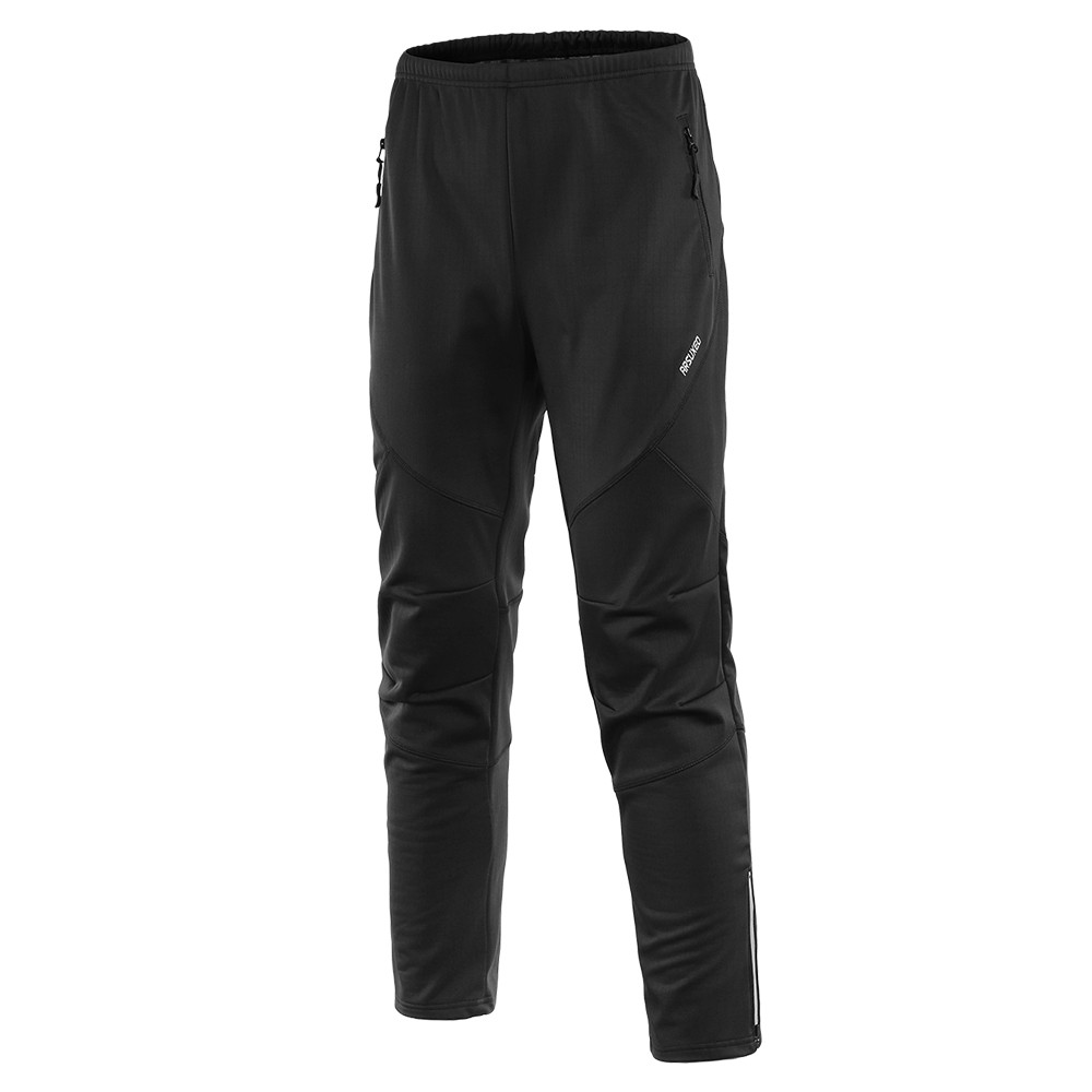 Men's Waterproof Windproof Winter Cycling Pants