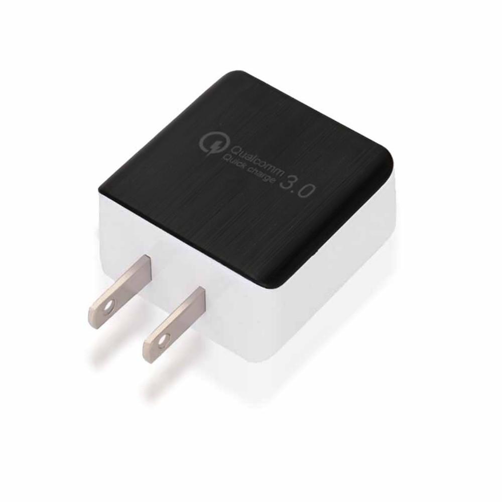 Universal US Plug Power Adapter With USB Power Adaptor Socket Plug