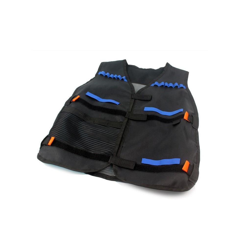 Kids Tactical Vest for Nerf N-Strike Elite Series Quick Reload