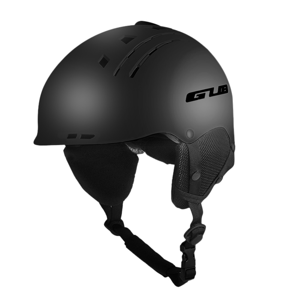 Adult Snow Helmet Outdoor Sports Safety Helmet for Snowboarding Skiing Scooter Horse Riding