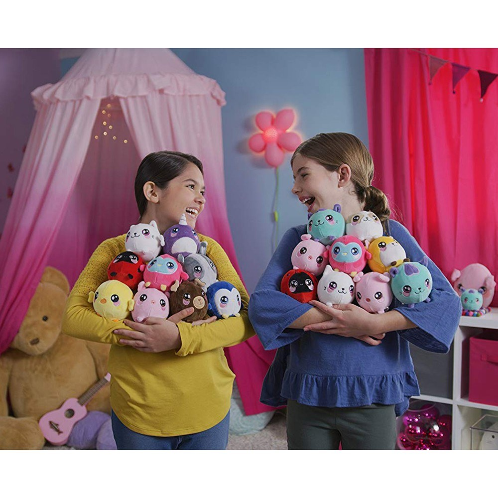 Super Squishy Foam Stuffed Toy with Scents Squeezable and Cute Stress Relive Pressure Release Decompressed Plush Slow Rebound Children Toys