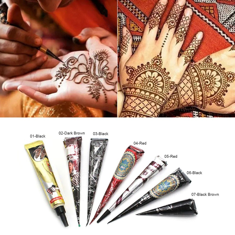 Natural Ingredients Tattoo Paste Waterproof Tattoos Cream for Body Painting & Drawing Tattoo Accessaries
