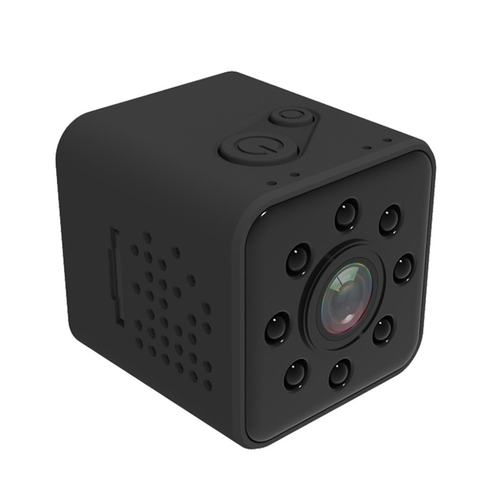 Quelima SQ23 Mini Camera WiFi 1080P FHD