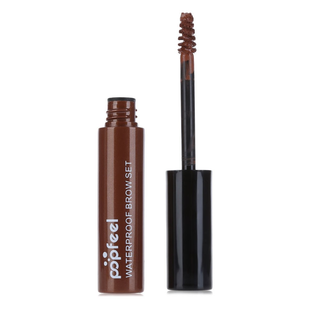 POPFEEL Makeup Eye Brow Gel Long-lasting Waterproof Eyebrow Enhancer Cosmetics Accessories