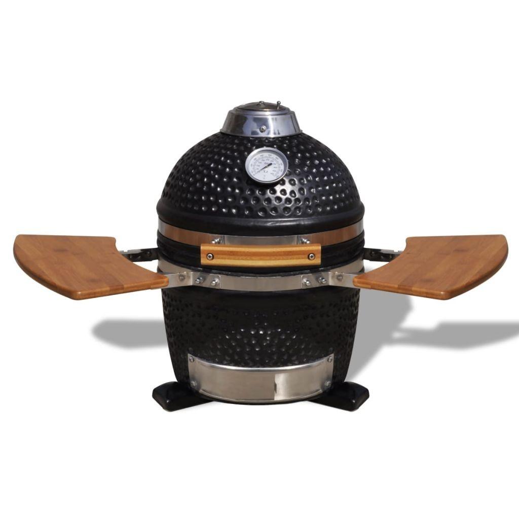 Kamado Barbecue Smoker ceramic 44 cm