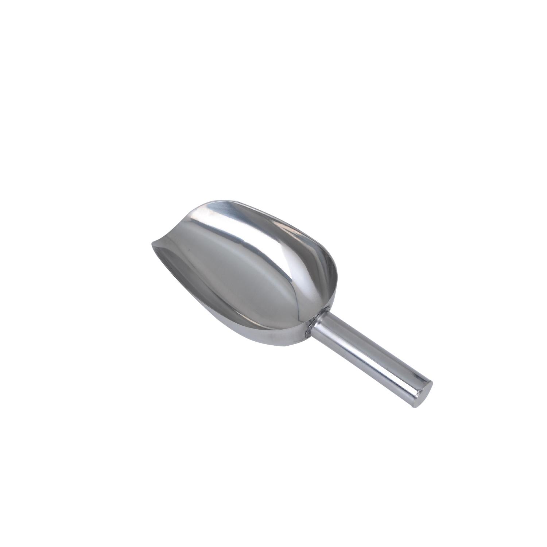不锈钢防滑冰铲 无磁食品铲 爆米花勺糖果勺食品面粉勺多用途铲子勺子