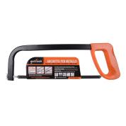 金属钢锯,300mm长,适用于切割木板,树桩,管子,花园修剪等用途