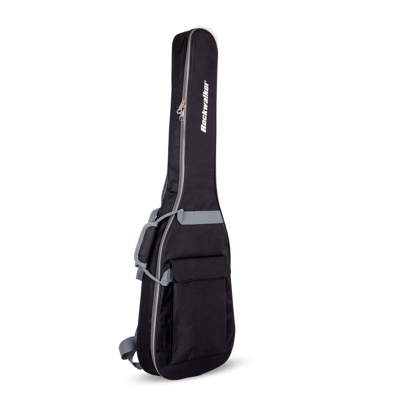 Rockwalker RWB10CBK Padded Classical Guitar Gig Bag- Standard Series in Black